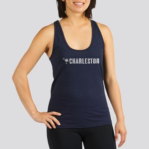 Charleston, South Carolina Racerback Tank Top